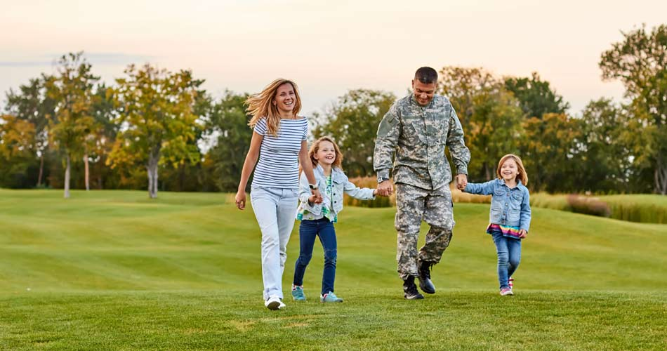Military Family First Time Home Buyers Home Inspection
